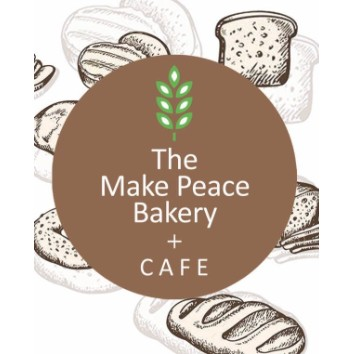 The Make Peace Bakery logo
