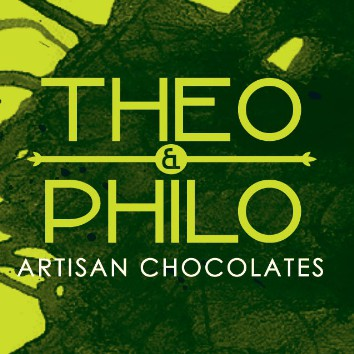 Theo & Philo Artisan Chocolates logo