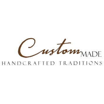 CustomMade Handcrafted Traditions logo